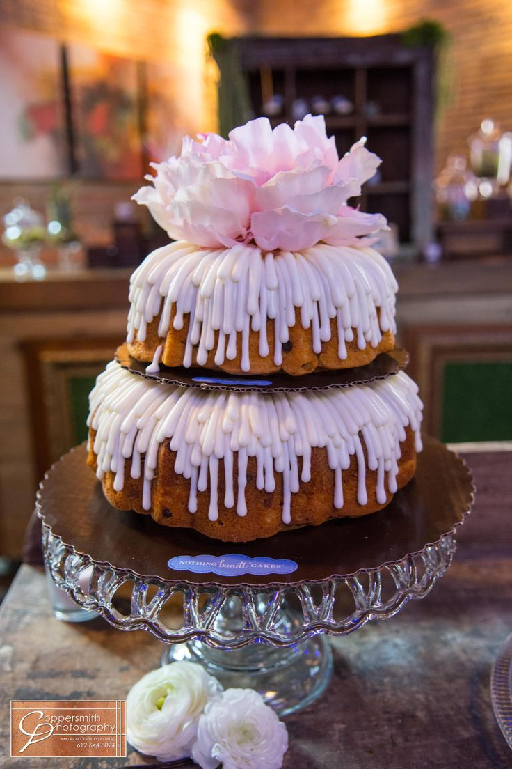 Nothing Bundt Cakes Wedding  48 best images about Bundt Cakes Wedding Cake on Pinterest