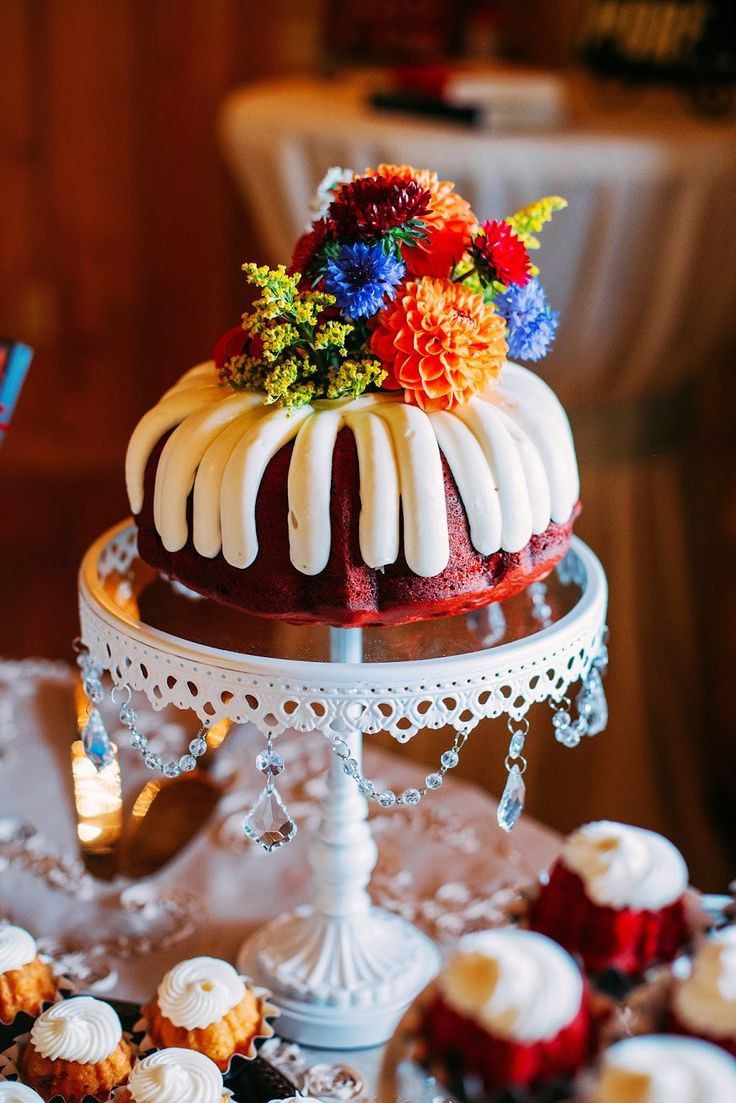 Nothing Bundt Cakes Wedding  65 best images about Nothing Bundt Cakes on Pinterest