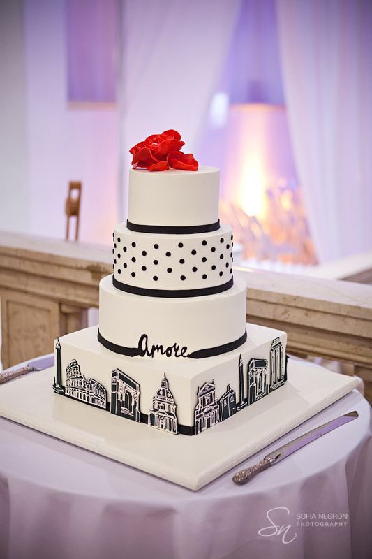 Nyc Wedding Cakes  25 best ideas about New york cake on Pinterest