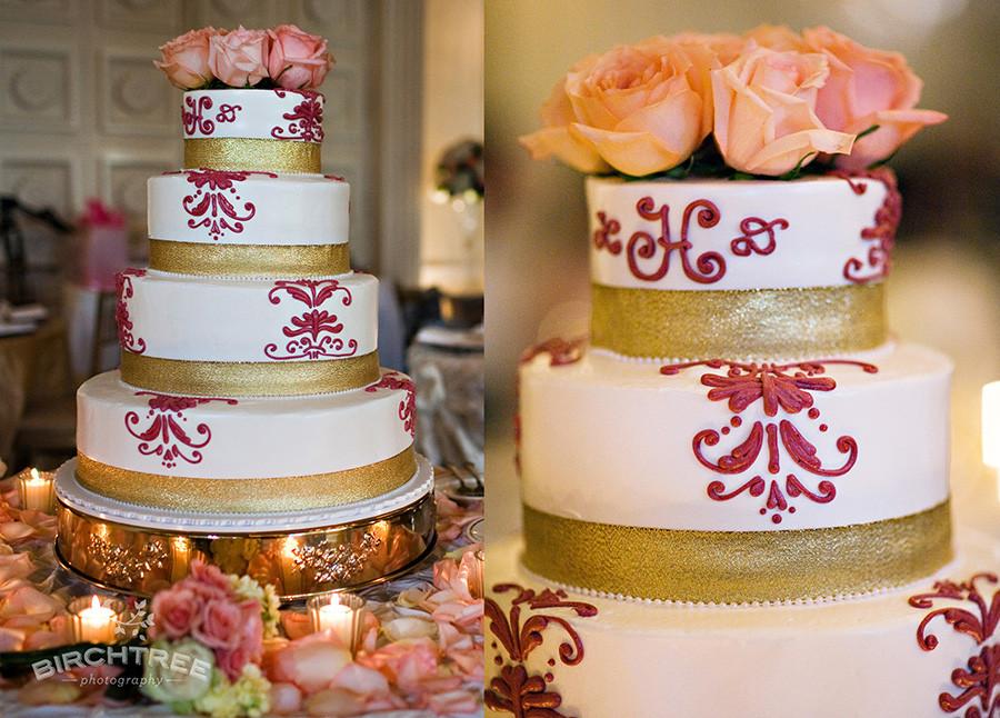 Oakmont Bakery Wedding Cakes  Let Them Eat Cake…or Cupcakes