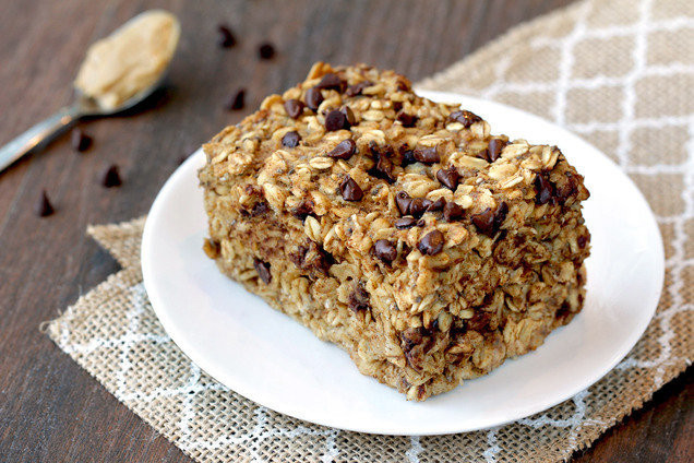 Oatmeal Breakfast Bake Healthy  Healthy Make Ahead Breakfast Recipes Peanut Butter
