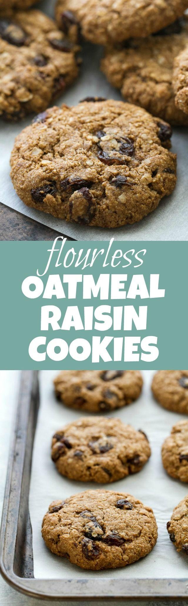 Oatmeal Cookies Recipe Healthy  heart healthy oatmeal raisin cookies