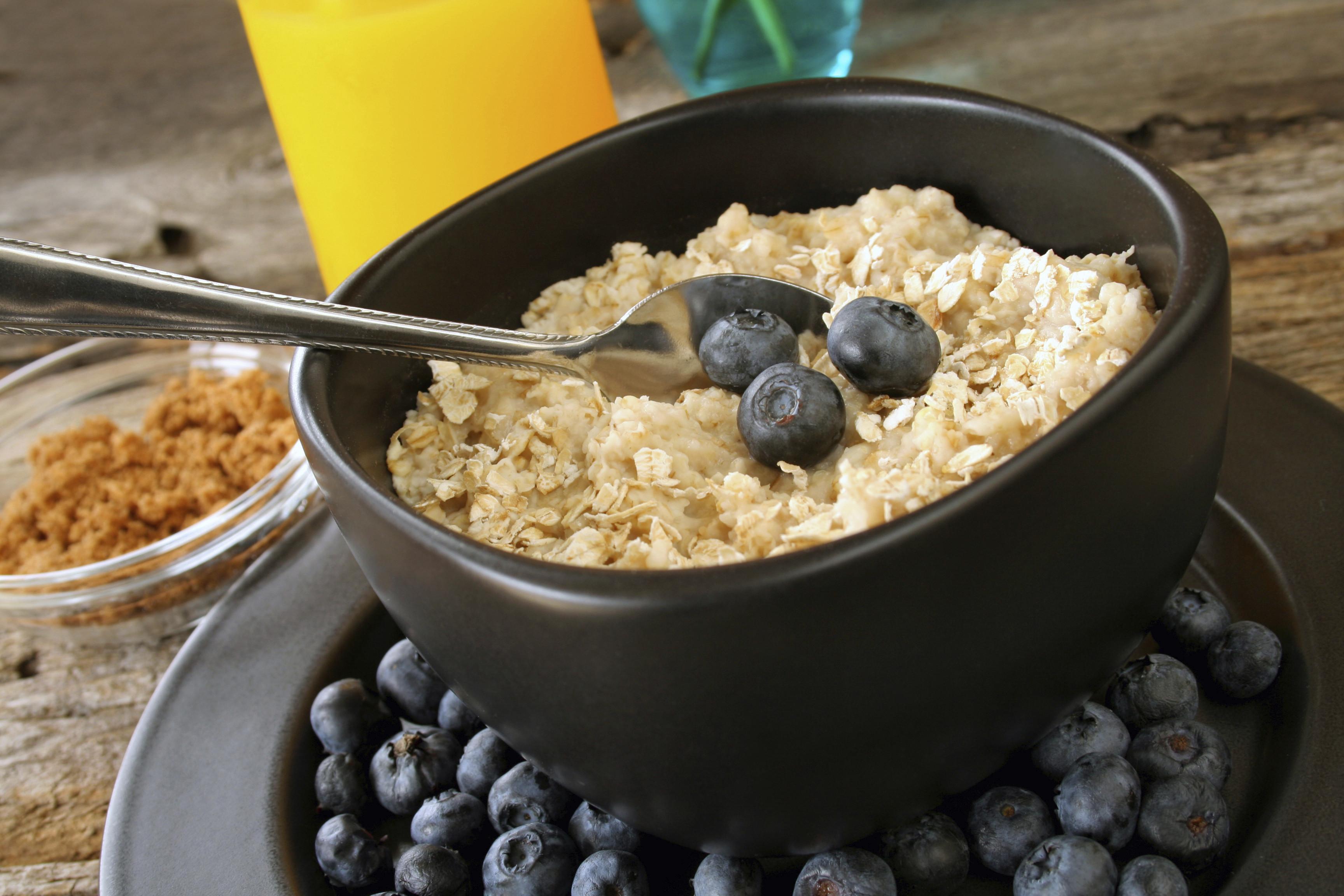 Oatmeal Healthy Breakfast  Top Strategies to Get Kids to Eat Oatmeal