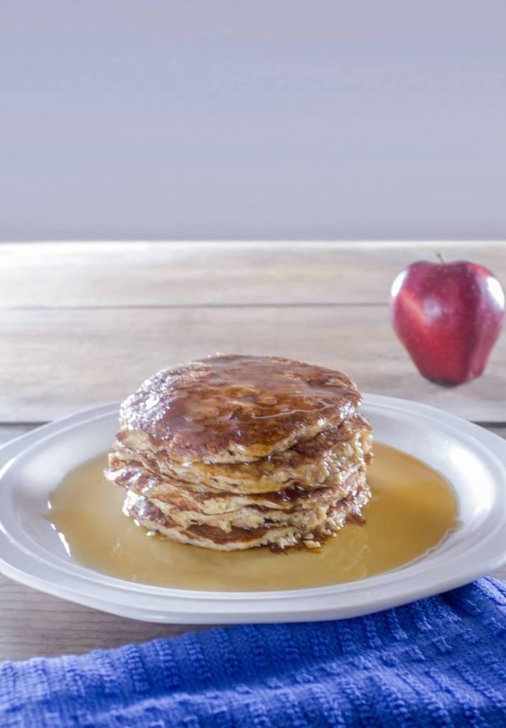 Oatmeal Pancakes Healthy  Healthy oatmeal pancake recipe no flour Protein rich