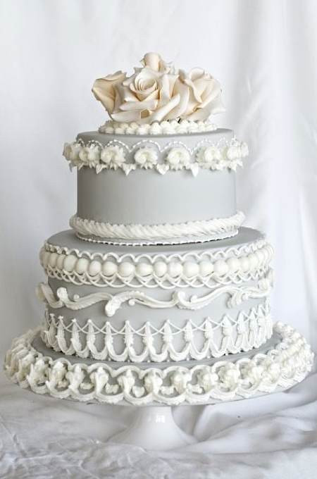 Old School Wedding Cakes  Sunday Sweets Kicks It Old School Cake Wrecks