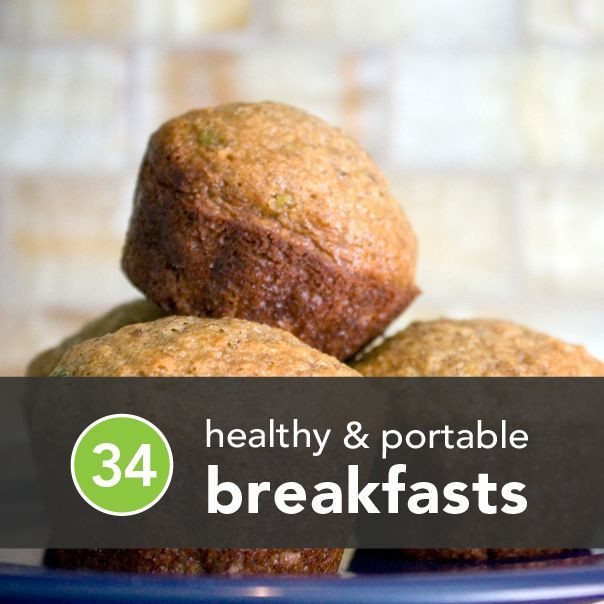 On The Go Healthy Breakfast  94 best images about Portable Snacks for Kids on Pinterest