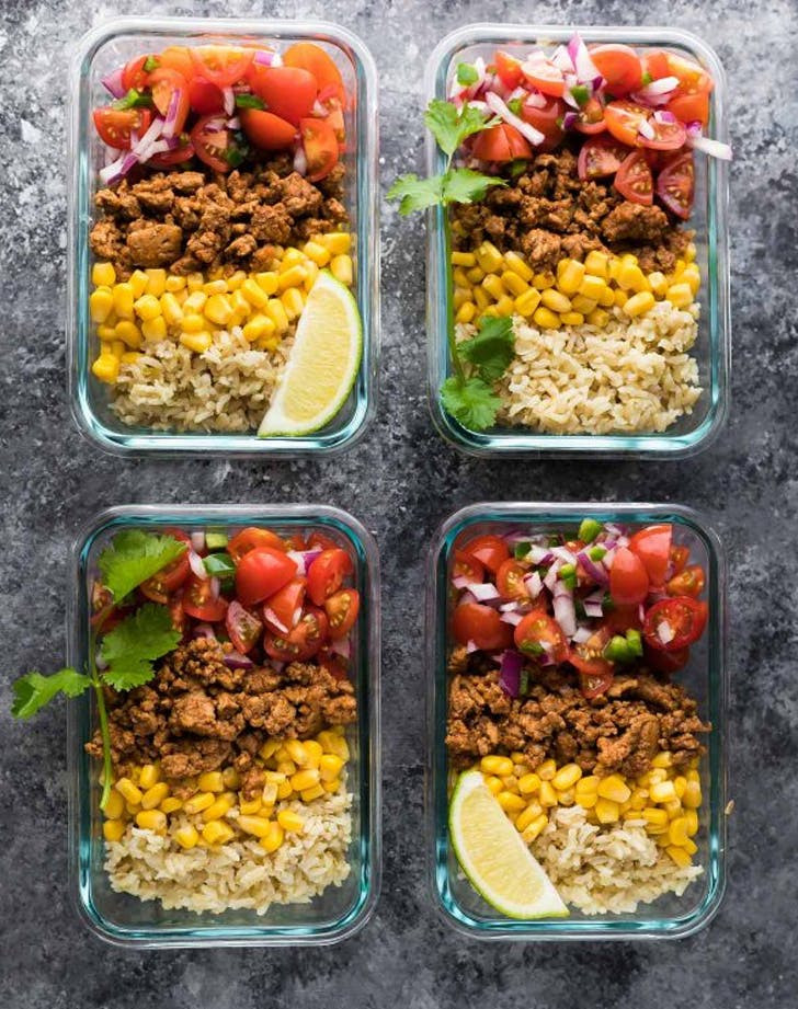 On The Go Healthy Lunches  Healthy and Filling Lunches That Aren t Salad PureWow