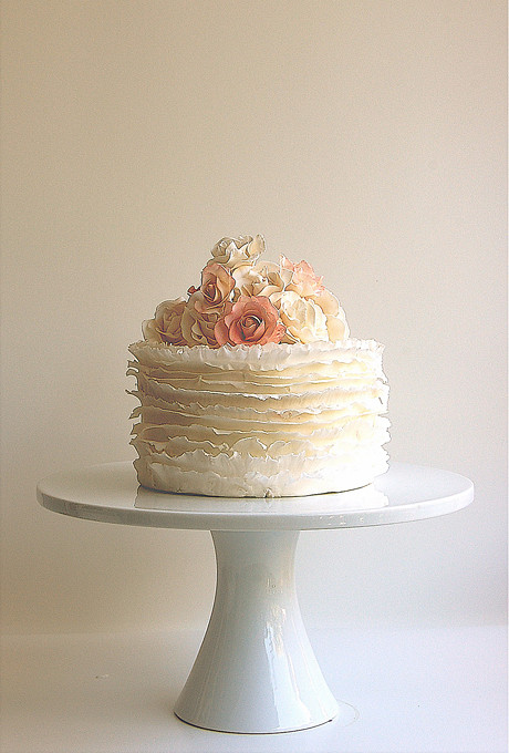One Tiered Wedding Cakes  Noteable Expressions Wedding Worthy e Tier Cakes