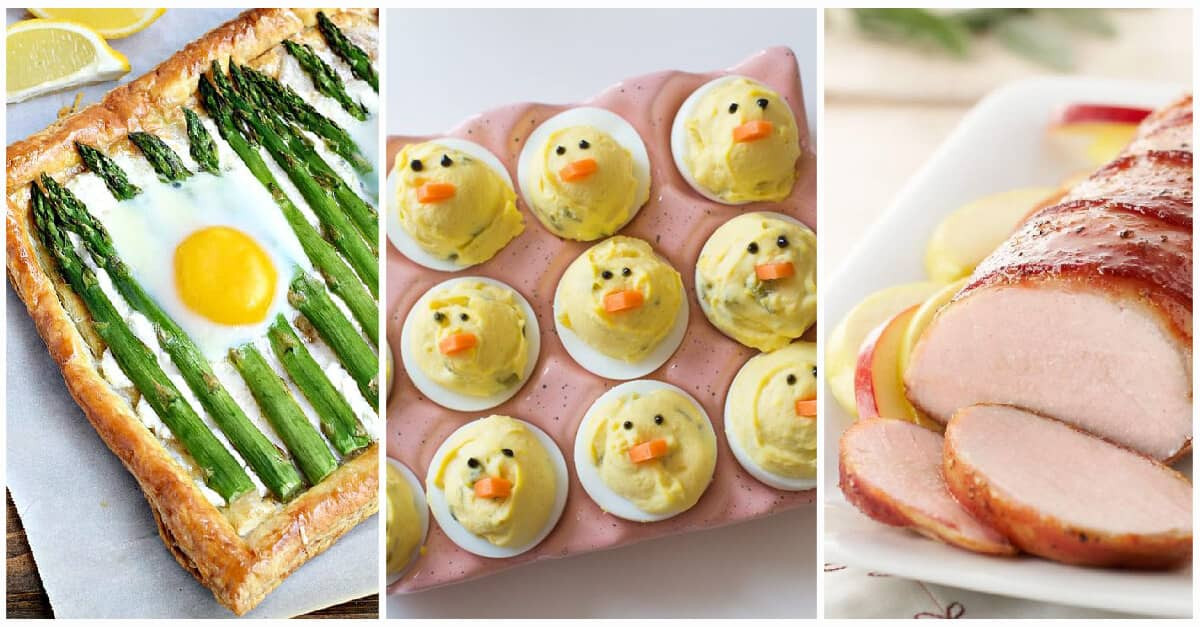 Order Easter Dinner  27 Yummy Easter Dinner Ideas to Wow Your Guests