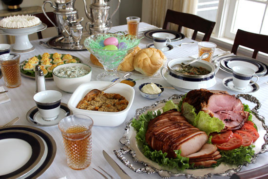 Order Easter Dinner  5 Things to Buy for that Christmas Dinner at Your House