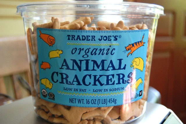 Organic Animal Crackers 20 Ideas for Trader Joe's organic Animal Crackers the Daily Dish
