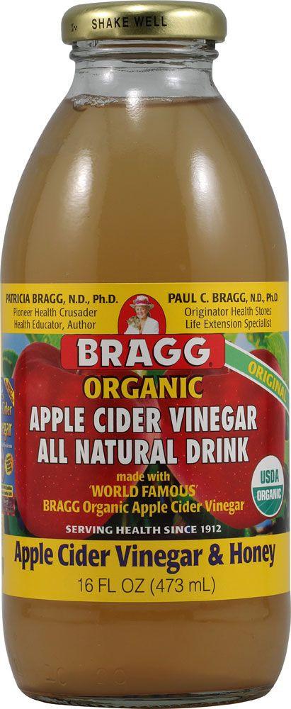 Organic Apple Cider Vinegar Recipes  10 best Liquid Aminos Bragg s Uses & Recipes images on