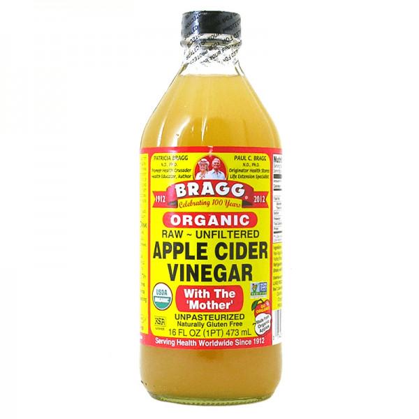Organic Apple Cider Vinegar Recipes  Bragg Organic Apple Cider Vinegar 473ml Grape Tree