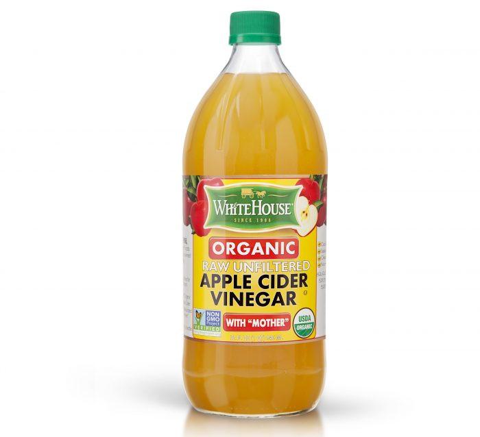 Organic Apple Cider Vinegar Recipes  Organic Raw Unfiltered Apple Cider Vinegar White House