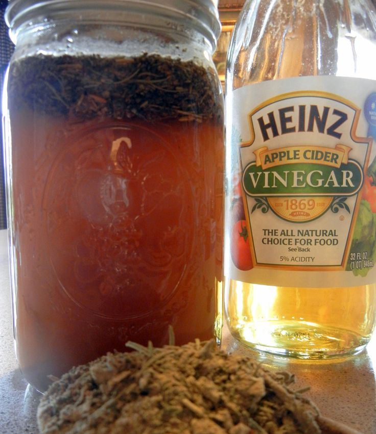Organic Apple Cider Vinegar Recipes  Vinegar The Four Thieves – Recipe for insect repellent