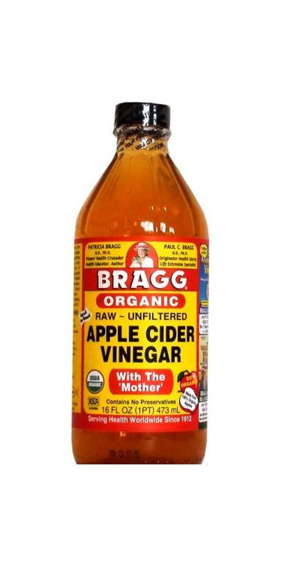 Organic Apple Cider Vinegar Recipes  braggs apple cider vinegar walmart