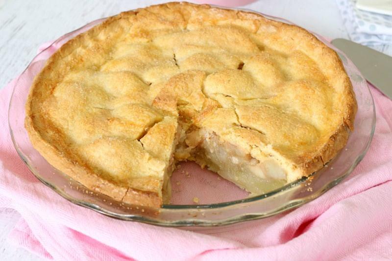 Organic Apple Pie Filling  easy apple pie filling