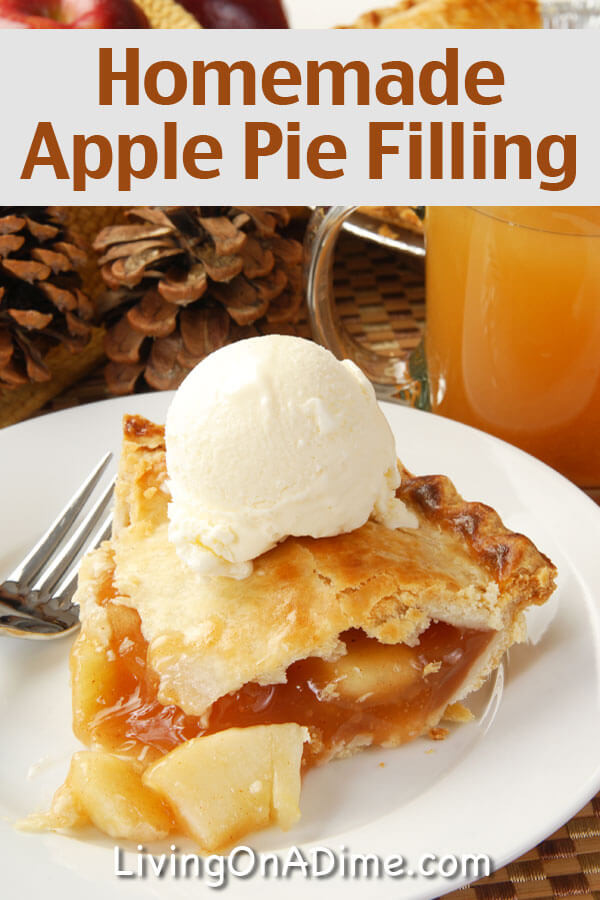 Organic Apple Pie Filling 20 Best Easy Apple Pie Filling