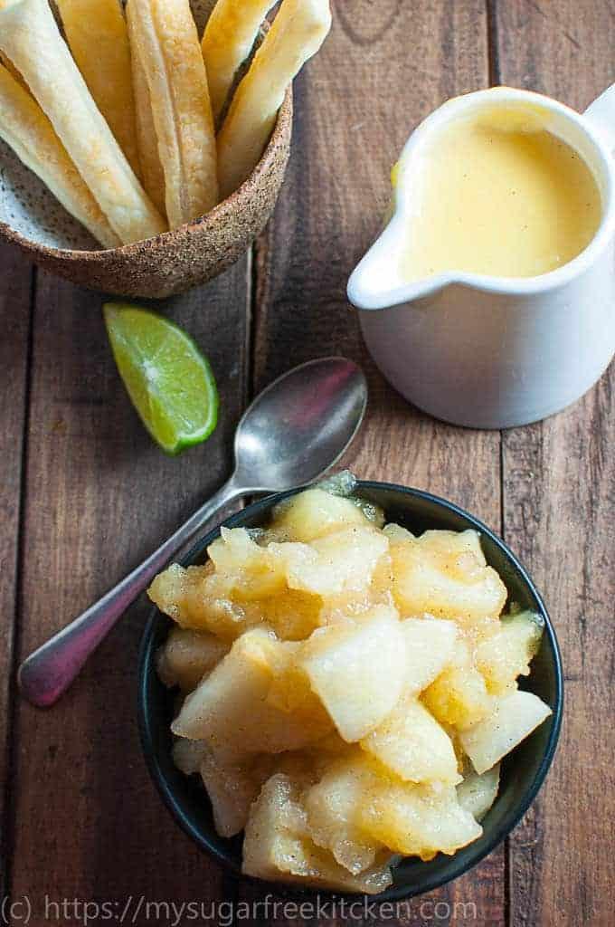 Organic Apple Pie Filling  Apple Pie Filling Chunky & Lightly Spiced My Sugar