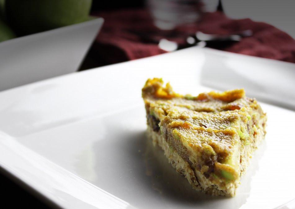 Organic Apple Pie Recipe  Raw apple pie recipe