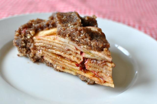 Organic Apple Pie Recipe  Karmic Raw Apple Pie Karma Chow