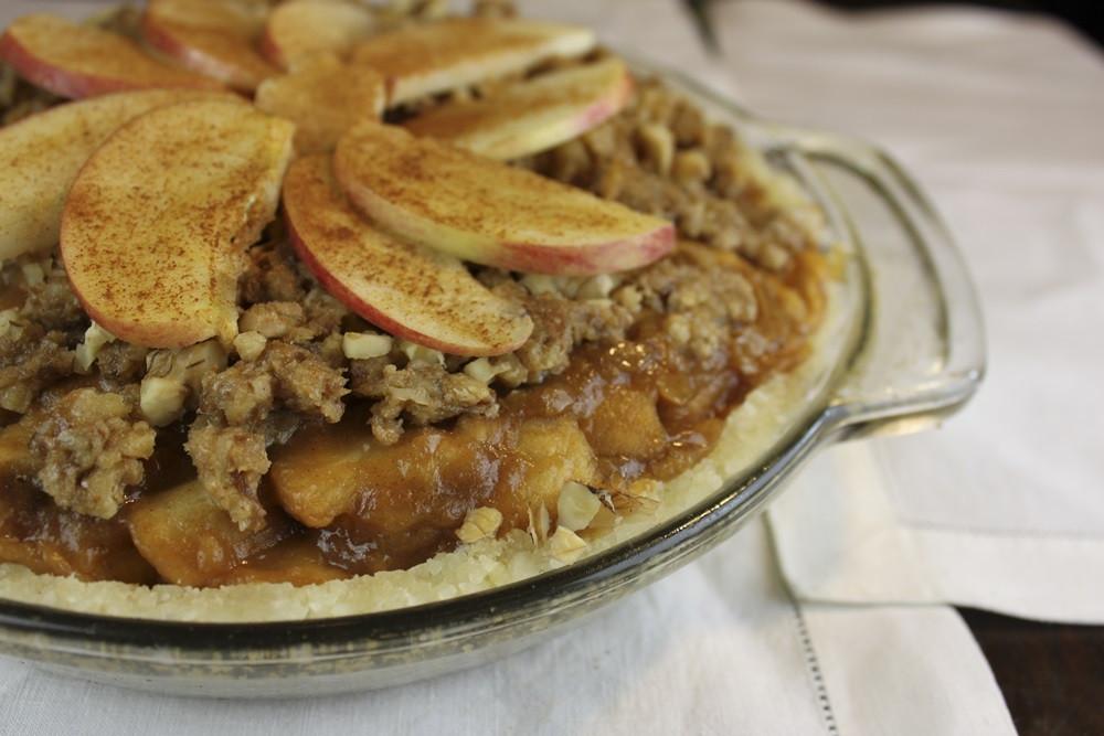 Organic Apple Pie Recipe  Raw Apple Pie Simple Luxe Living