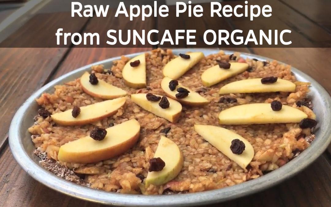 Organic Apple Pie Recipe  Ron Russell