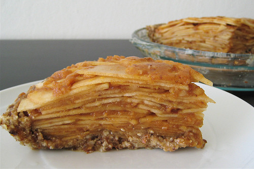 Organic Apple Pie Recipe  f91a b