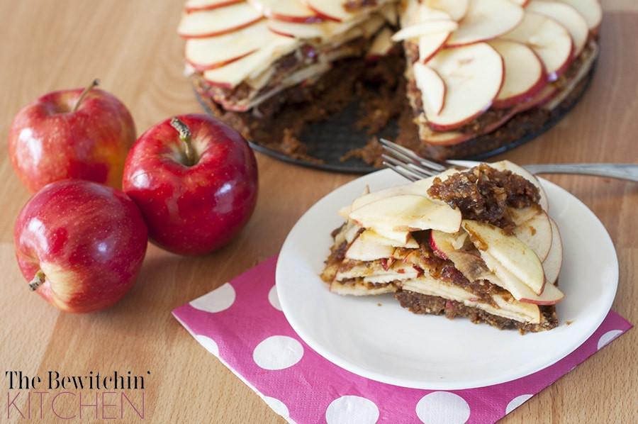 Organic Apple Pie Recipe  Raw Apple Pie