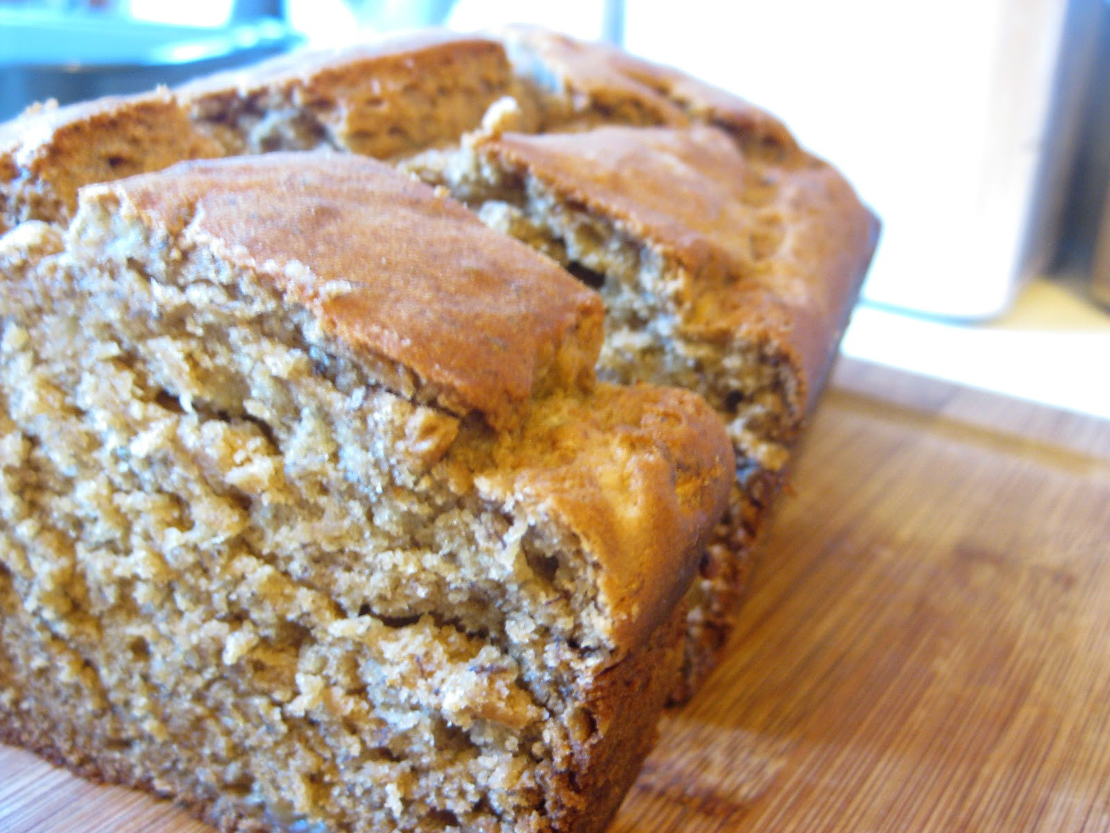 Organic Banana Bread  FEST Whole Wheat Banana Bread