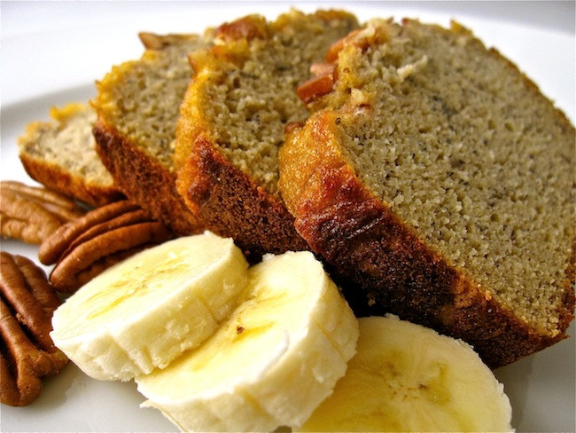 Organic Banana Bread the top 20 Ideas About organic Banana Nut Bread Recipe whole Lifestyle Nutrition