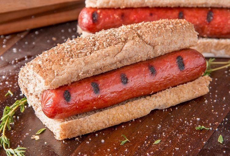 Organic Beef Hot Dogs  Organic Beef Hot Dogs
