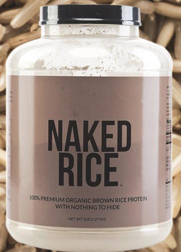 Organic Brown Rice Protein Powder  7 Best Protein Powders For Women In 2018