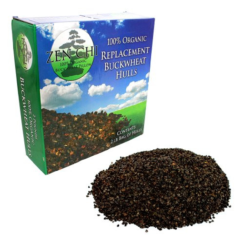 Organic Buckwheat Hulls  Buckwheat Pillow Replacement Hulls Zen Chi Organic
