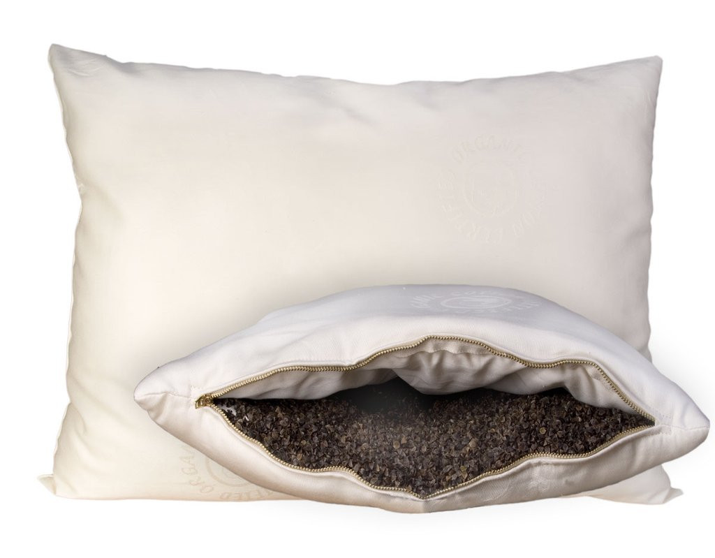 Organic Buckwheat Pillow Best 20 Wool Wrapped organic Pillow Buckwheat Hull Pillow