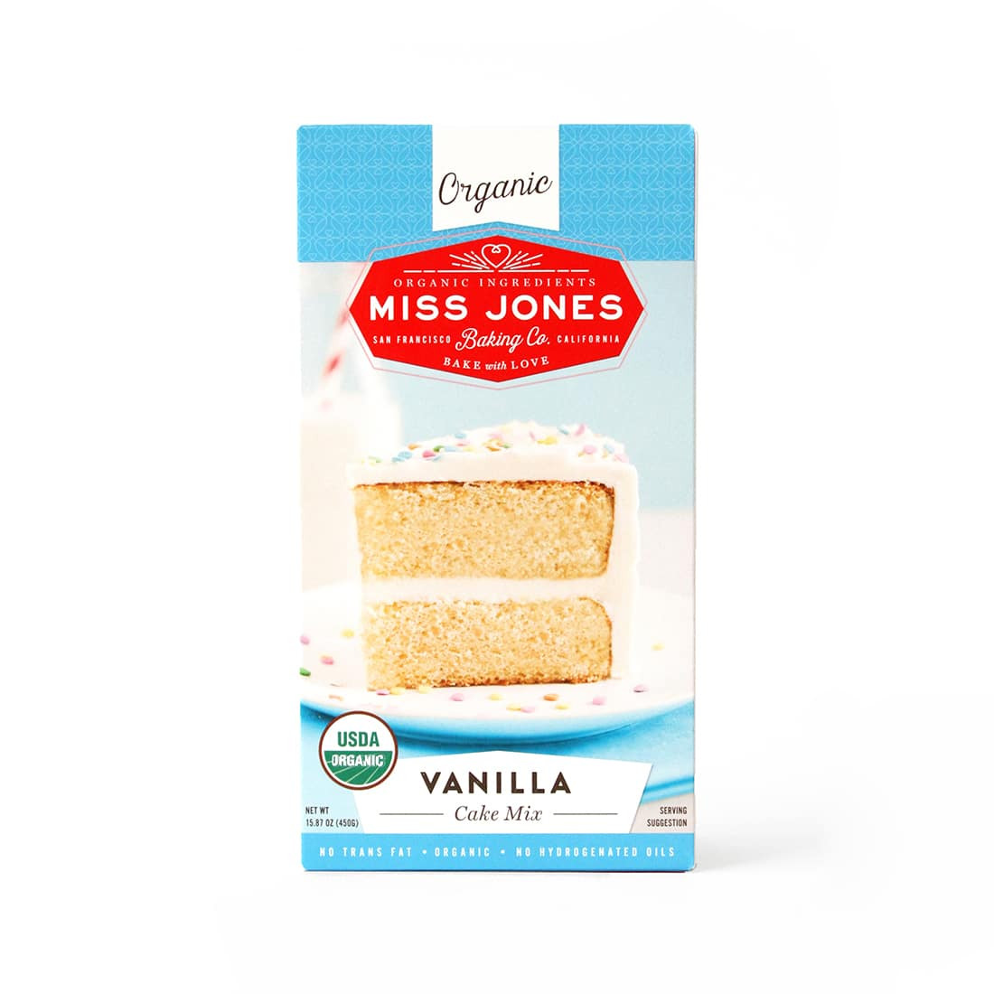Organic Cake Recipe  Organic Cake Mix Vanilla