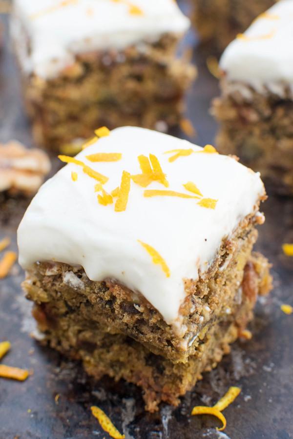 Organic Cake Recipe  Organic Beetroot Cake with Coconut Orange Frosting [vegan]