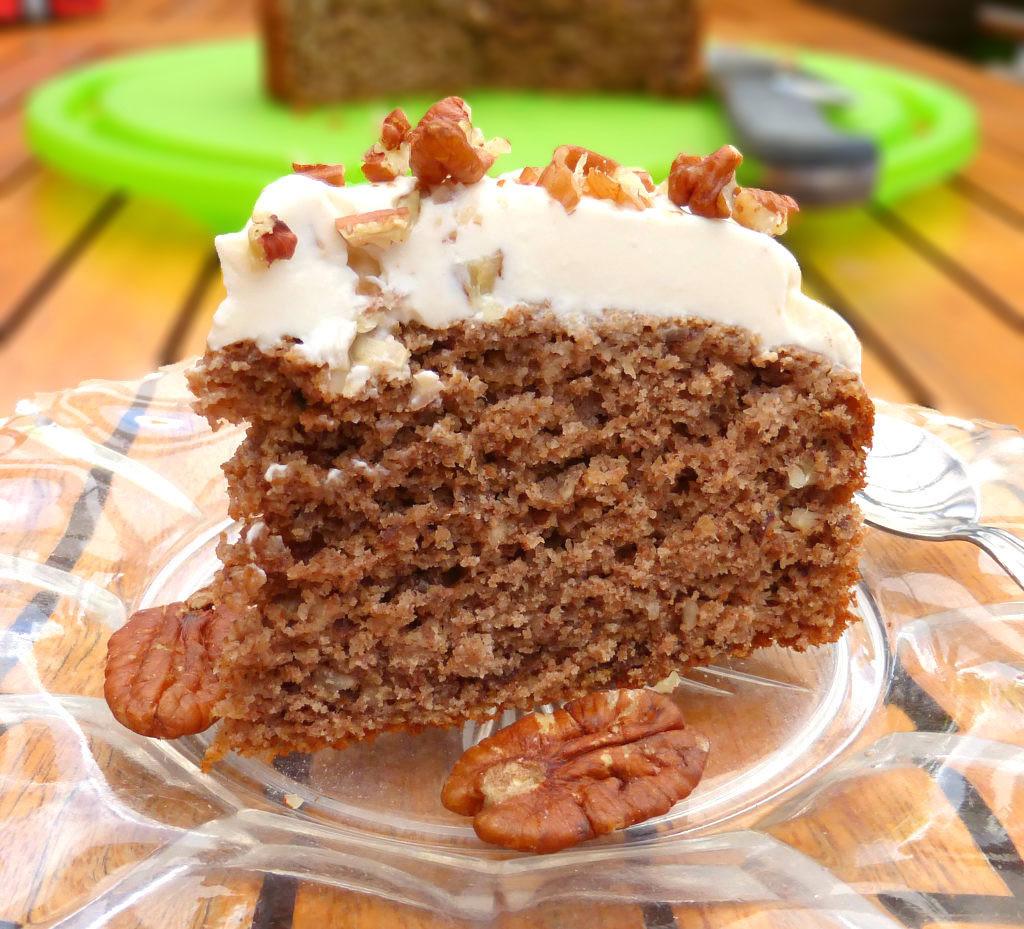 Organic Cake Recipe  Best Organic Carrot Cake Recipe