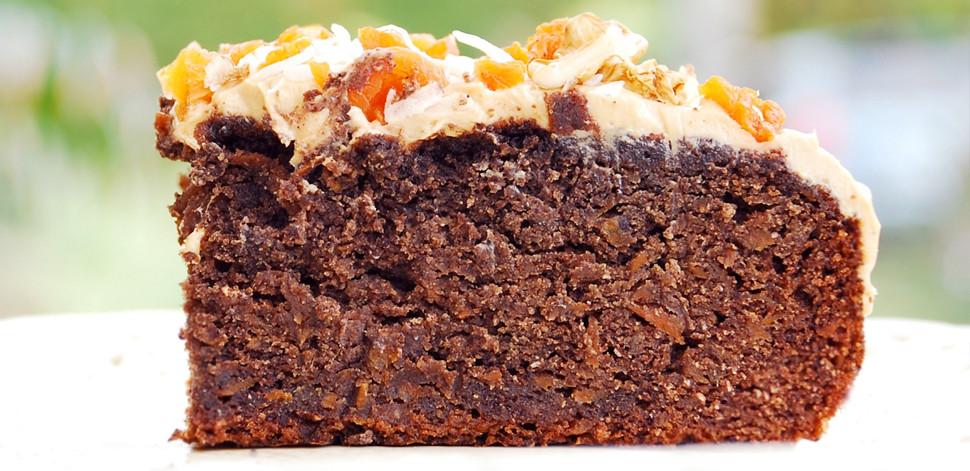 Organic Carrot Cake Recipe  Carrot Cake