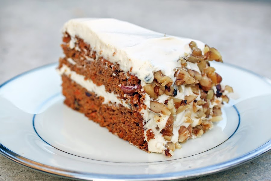 Organic Carrot Cake Recipe  Carrot Cake Primal Palate