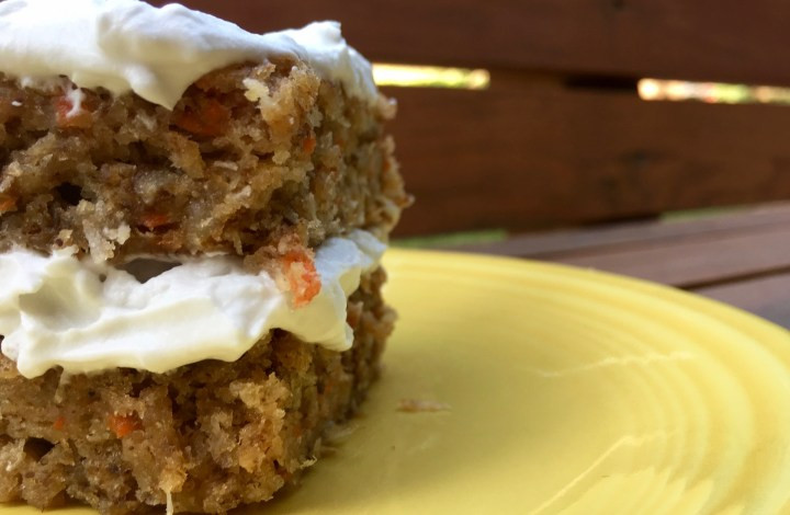 Organic Carrot Cake Recipe  Recipes Archives Simple Sojourns