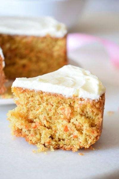 Organic Carrot Cake Recipe  Easy lemon pancake recipe you ll want to eat everyday