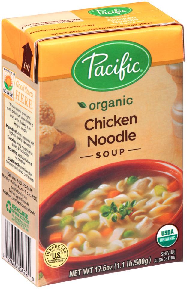 Organic Chicken Noodle Soup  EWG s Food Scores
