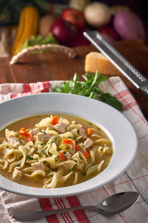 Organic Chicken Noodle Soup  Organic Chicken Noodle Soup