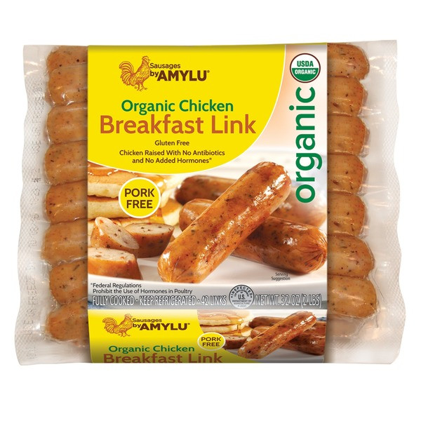 Organic Chicken Sausage Costco  costco breakfast sausage links