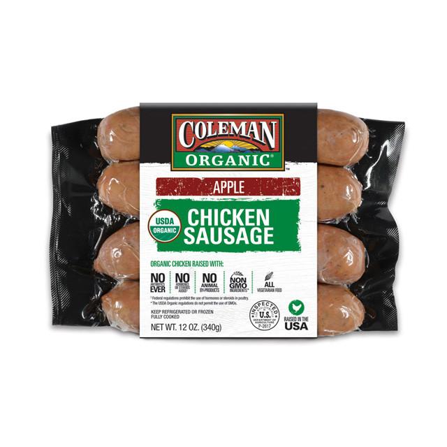 Organic Chicken Sausage  Apple Chicken Sausage Sheet Pan Dinner