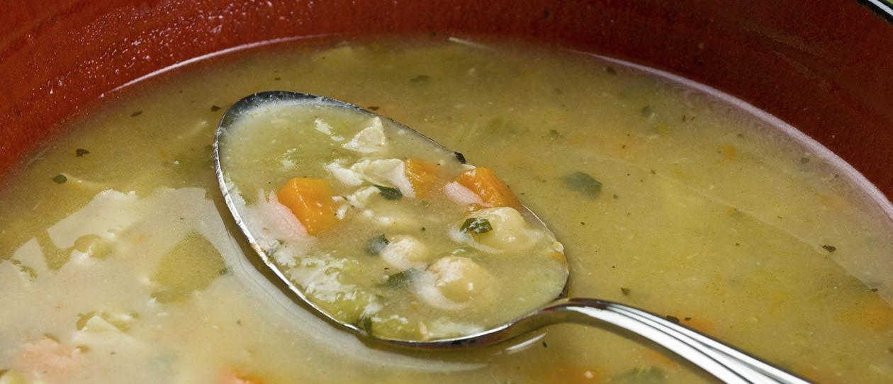 Organic Chicken Soup  Recipe organic chicken soup Blackmores