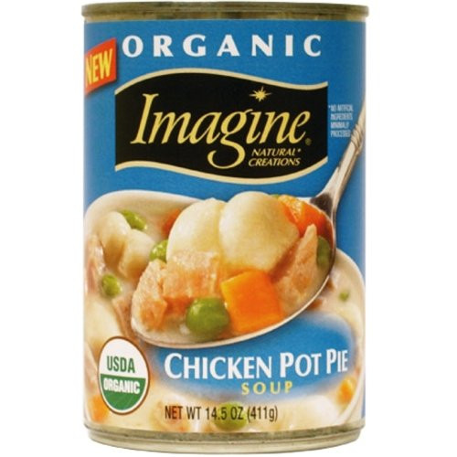 Organic Chicken Soup  Special for Imagine Organic Chicken Pot Pie Soup 14 5