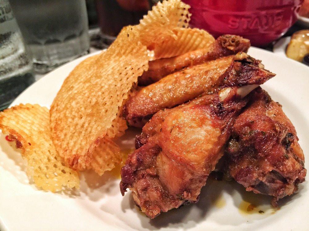Organic Chicken Wings  Organic Chicken Wings with Chimichurri Yelp