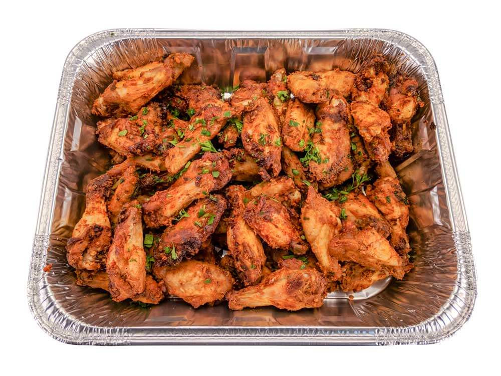 Organic Chicken Wings  Organic Cooked Chicken Wings 60 Pieces • Nature s Emporium